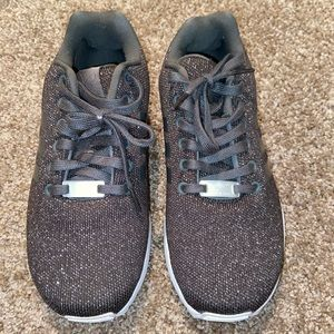 Army Green Adidas Sneakers